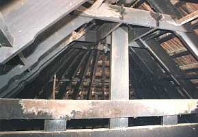 Settings of rafters